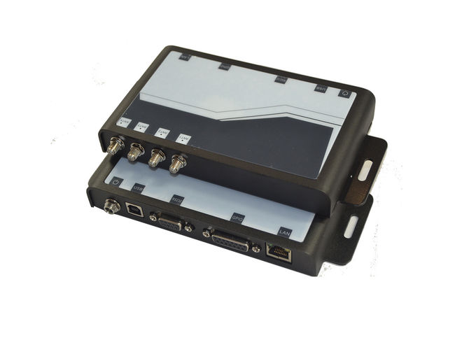 Long Range UHF RFID Reader , RFID Tablet Reader For Asset Tracking